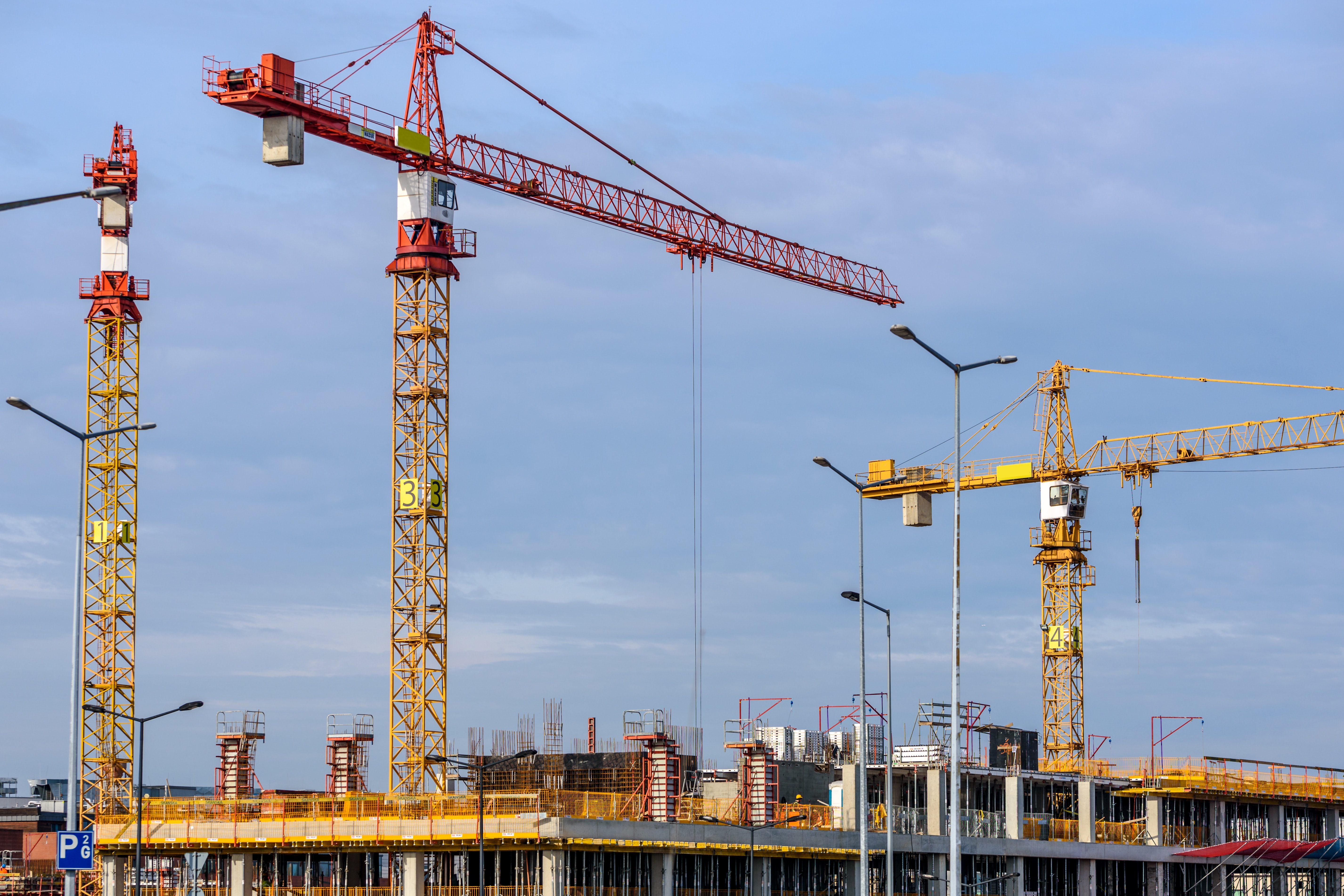 How Technology can minimise the most common Health and Safety risks in Construction
