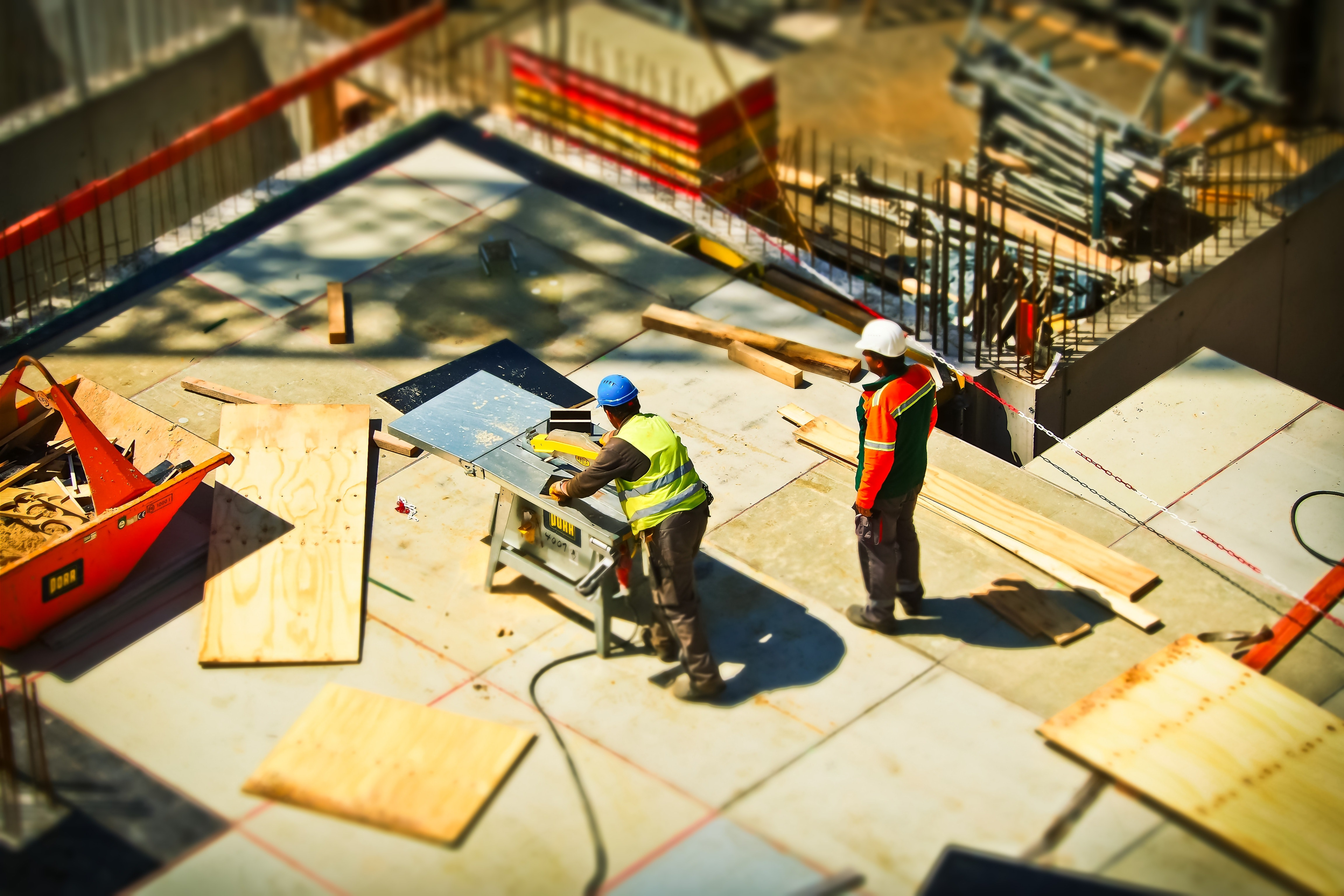 How to improve Occupational Health in the Construction industry through Technology