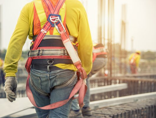Working at Height and the Law - Notify Technology