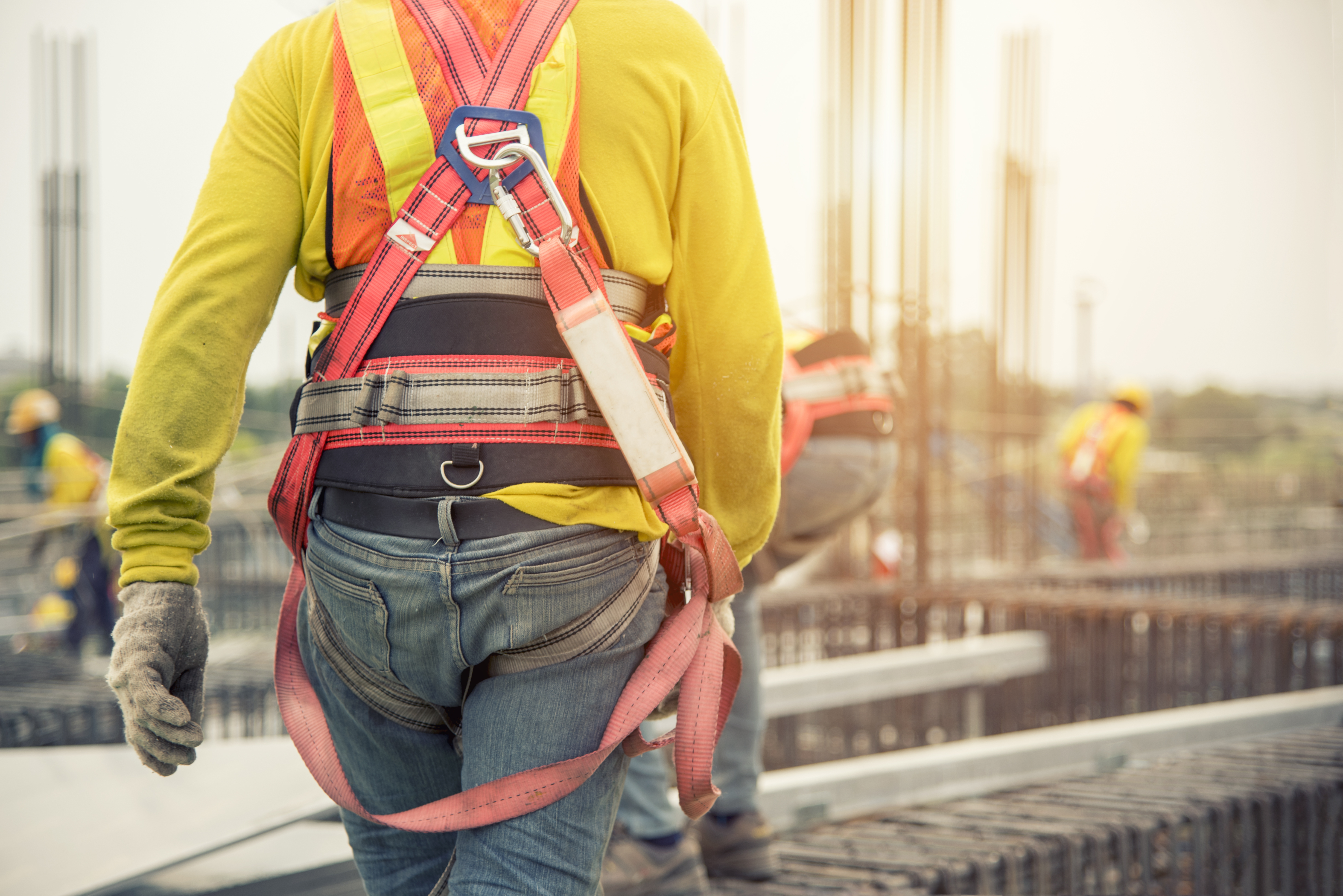 Tristan Meears-White: Working at Height and the Law – Is it time for an update?