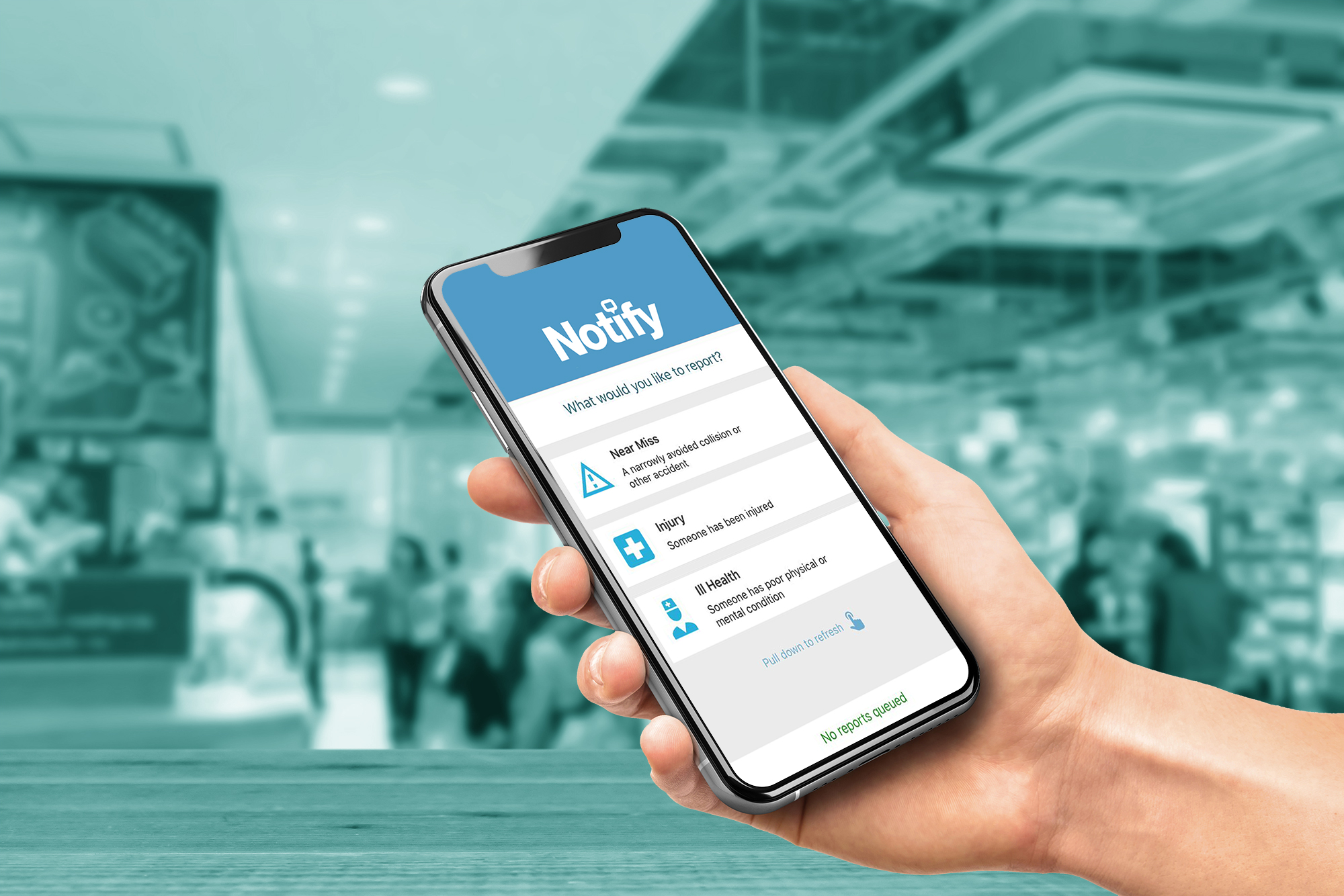 You can now get a FREE Notify account