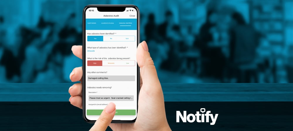 Just Launched! The Notify Audits App