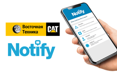 Notify translates safety software into Russian as it welcomes Vostochnaya Technica