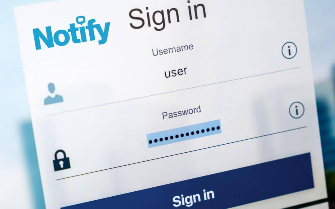 Notify introduces Single Sign-On feature to enhance user experience and security